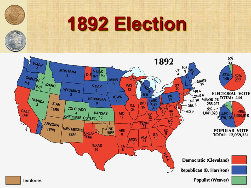 1892 Election