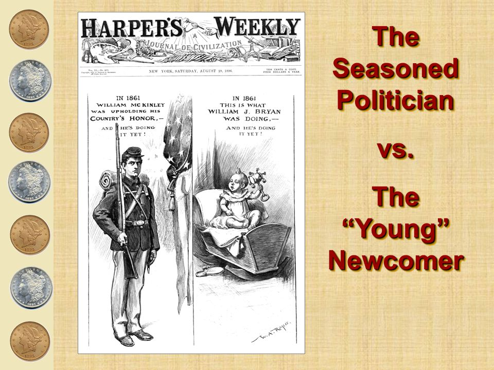 """The Seasoned Politician vs. The """"Young"""" Newcomer The Seasoned Politician vs. The """"Young"""" Newcomer"""