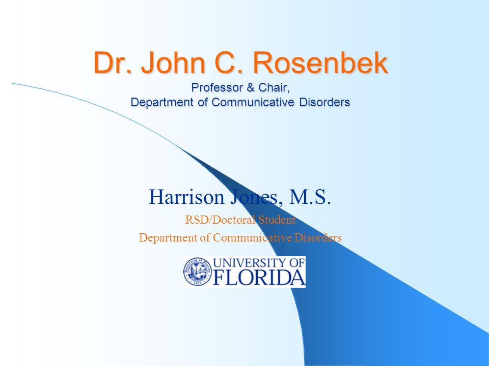 APROSODIA Definition, Theory, Evaluation, Treatment