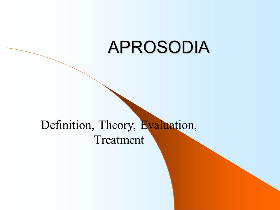 EXCLUDED EXPLANATIONS Depression Agnosognosia Neglect Dysarthria