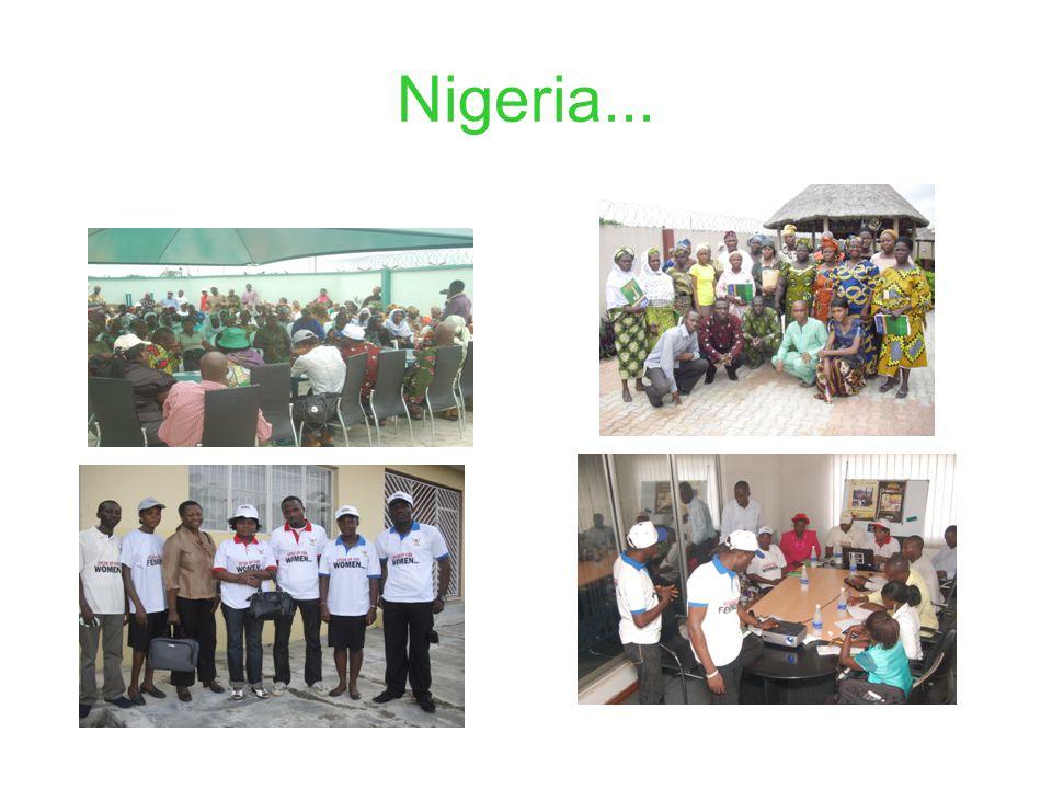 Nigeria...