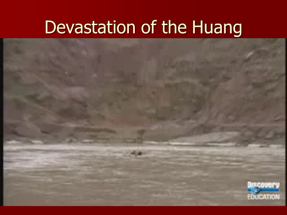 Devastation of the Huang