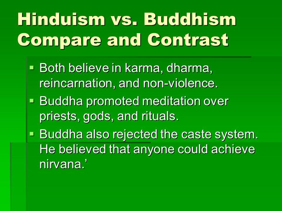 Hinduism vs.
