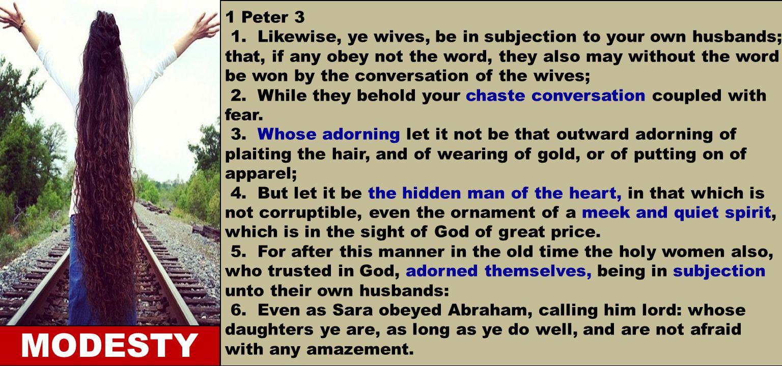 1 Peter 3 1.
