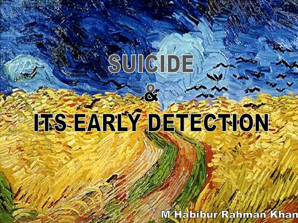 Paradoxically, the act often occurs at a point when the individual appears to be emerging from the deepest phase of the depressive attack.