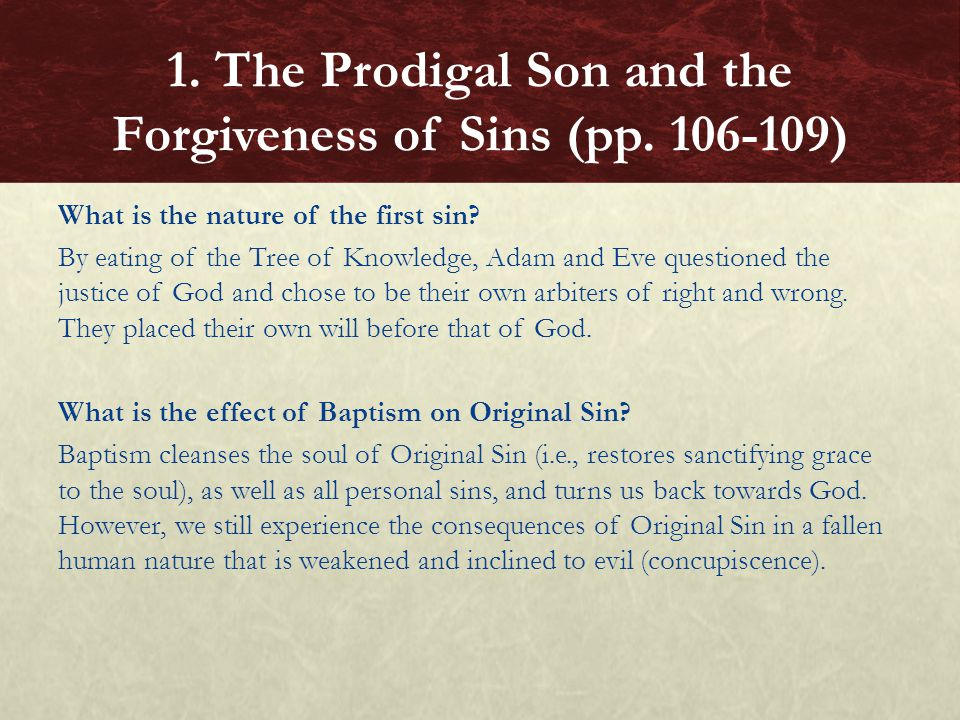 How does the Act of Contrition on page 120 include both perfect and imperfect contrition.