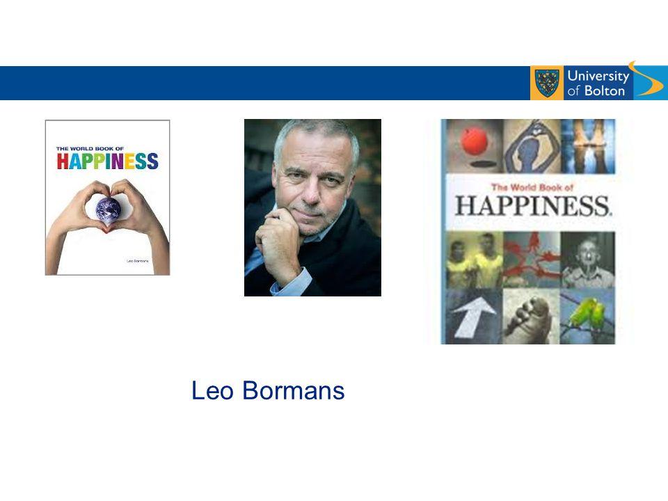 . Leo Bormans