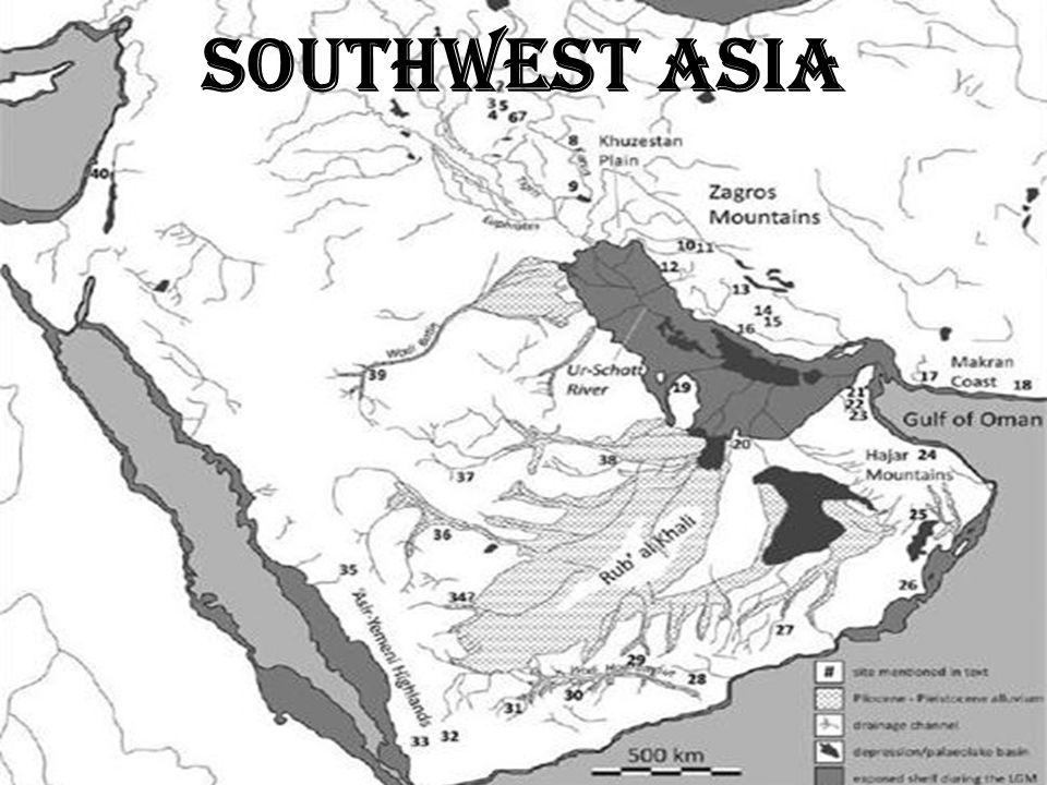 SOUTHWEST ASIA