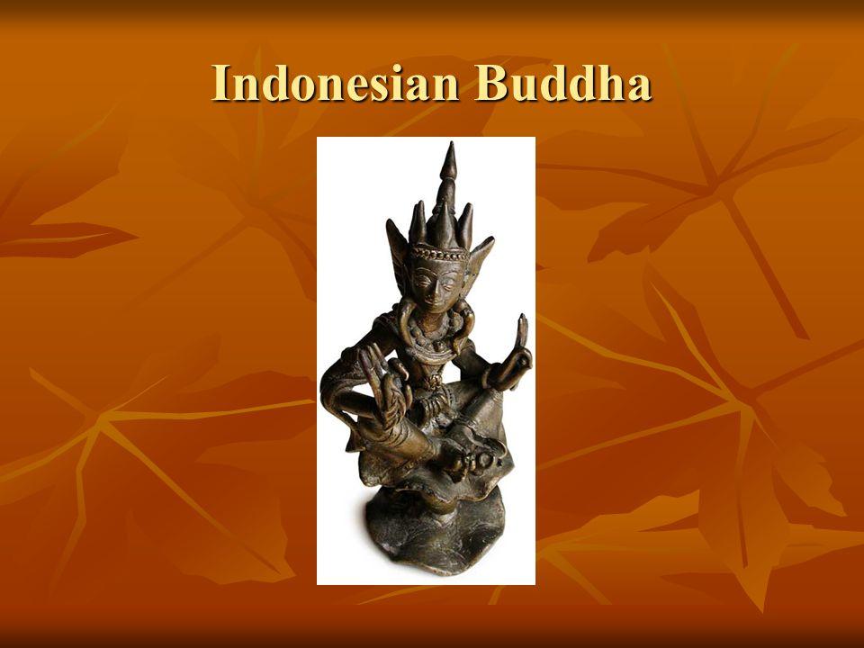 Indonesian Buddha
