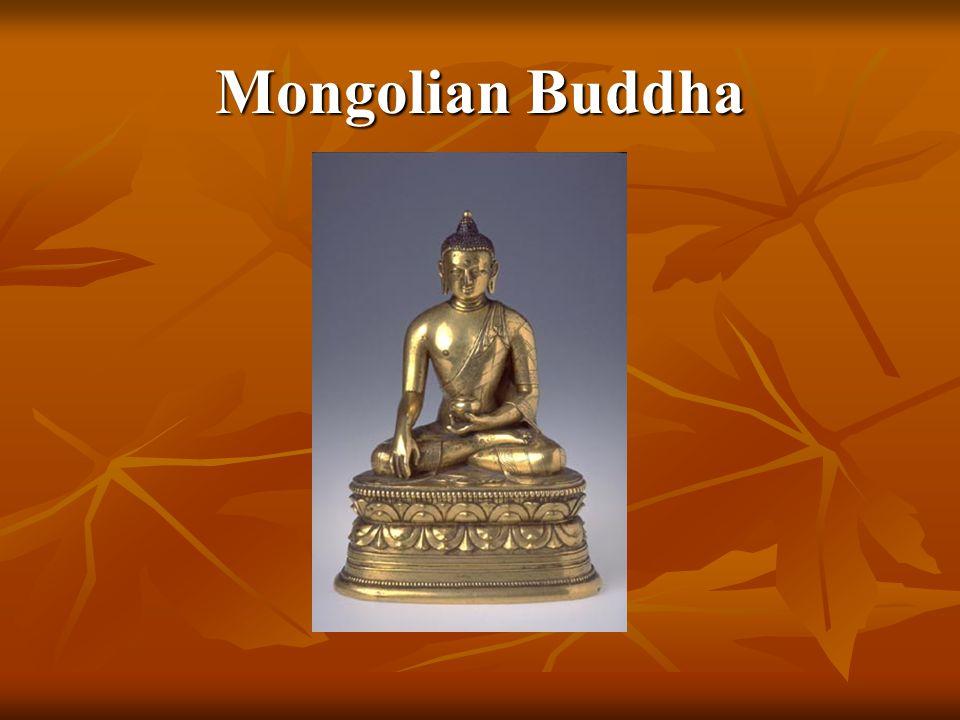 Mongolian Buddha