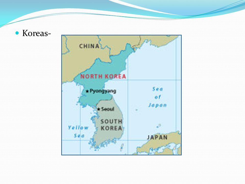 Koreas-