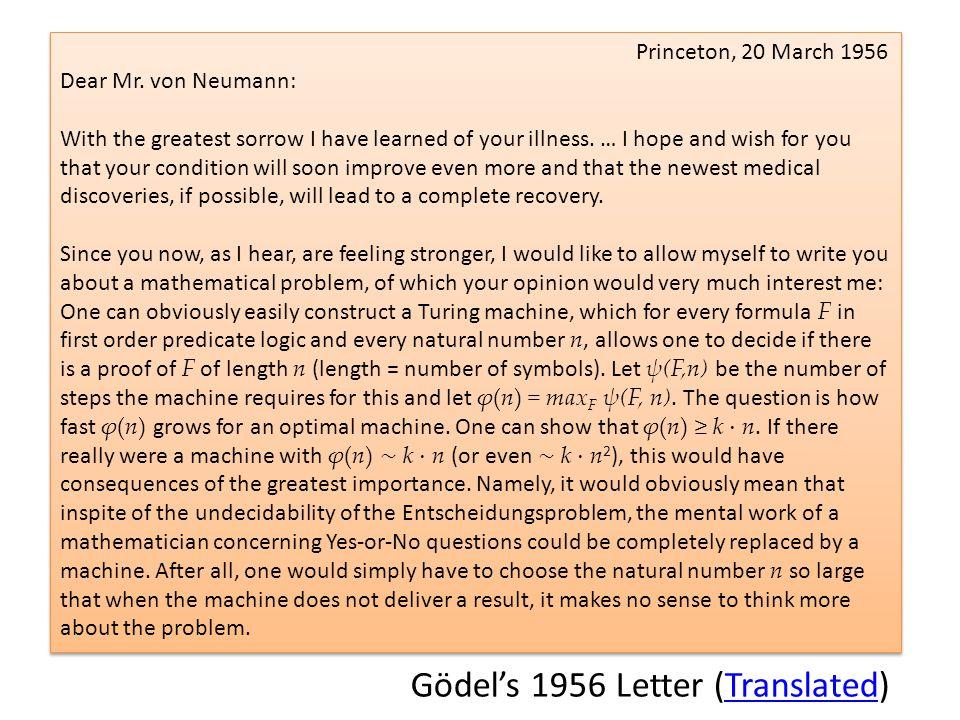 Princeton, 20 March 1956 Dear Mr.