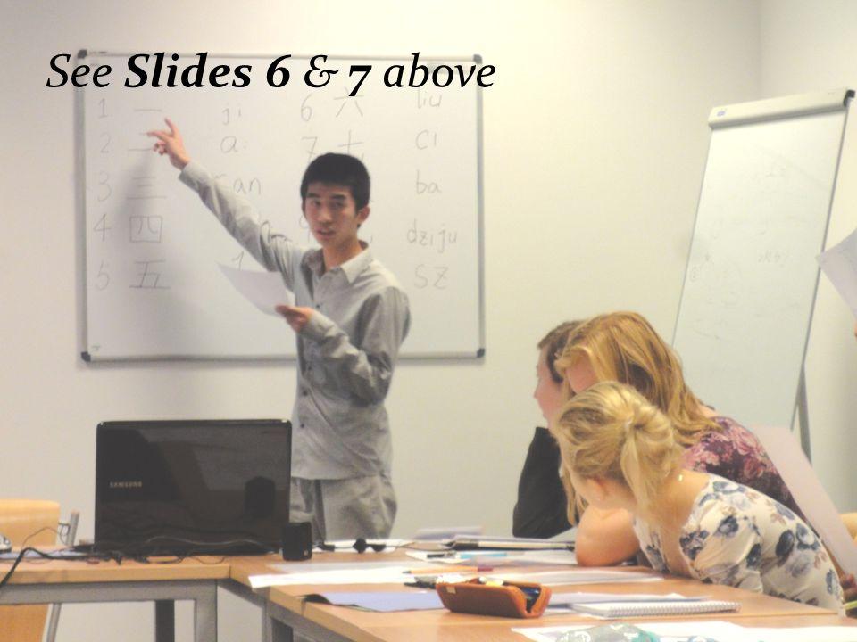 See Slides 6 & 7 above