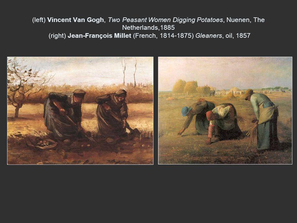 Japonisme Vincent van Gogh was influenced by ukiyo-e woodblock prints