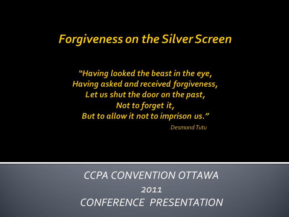 CCPA CONVENTION OTTAWA 2011 CONFERENCE PRESENTATION