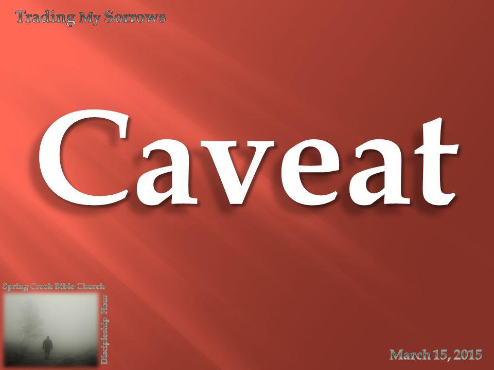 CaveatCaveat