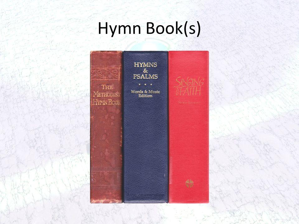 Hymn Book(s)