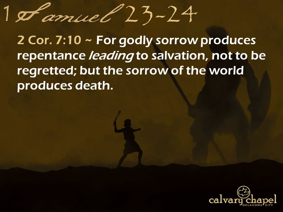 23-24 2 Cor.