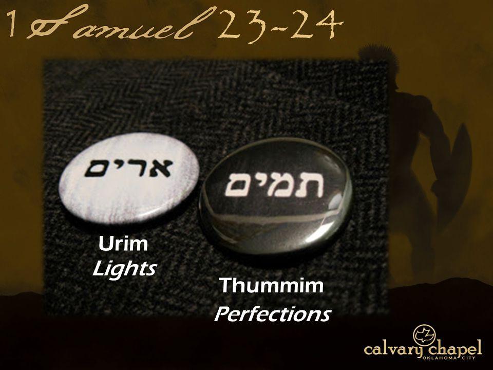 23-24 Urim Thummim Lights Perfections