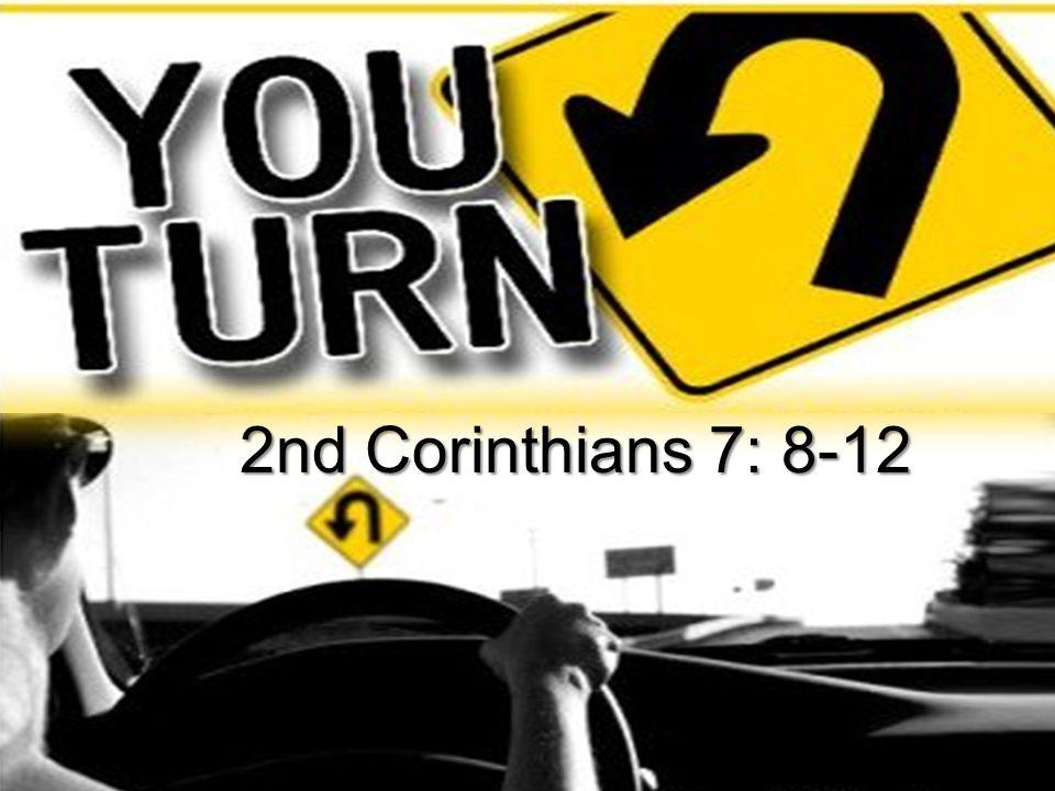 2nd Corinthians 7: 8-12