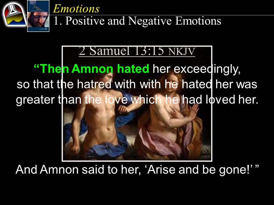 Emotions 1.