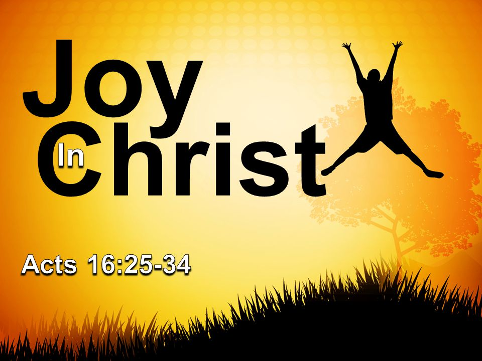 Christ Joy