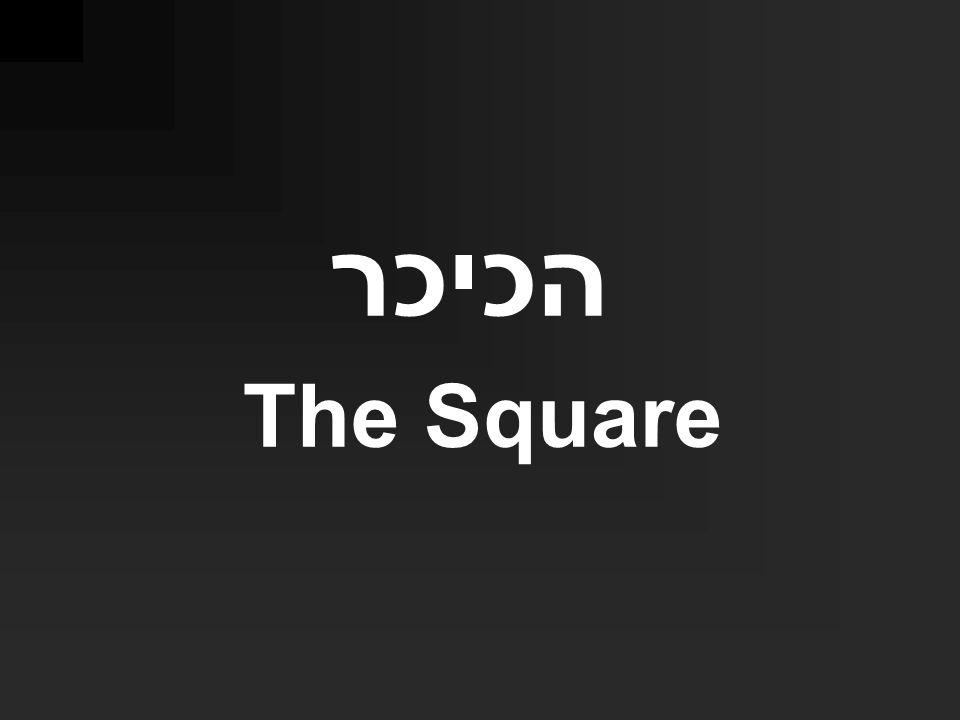 הכיכר The Square