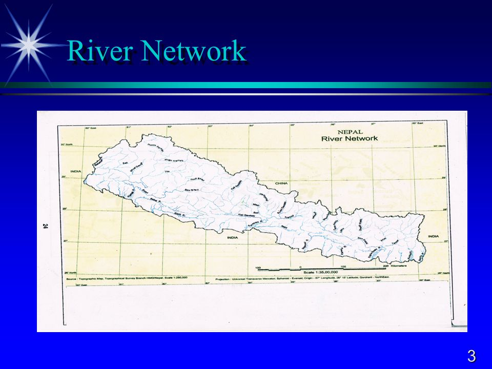 3 River Network