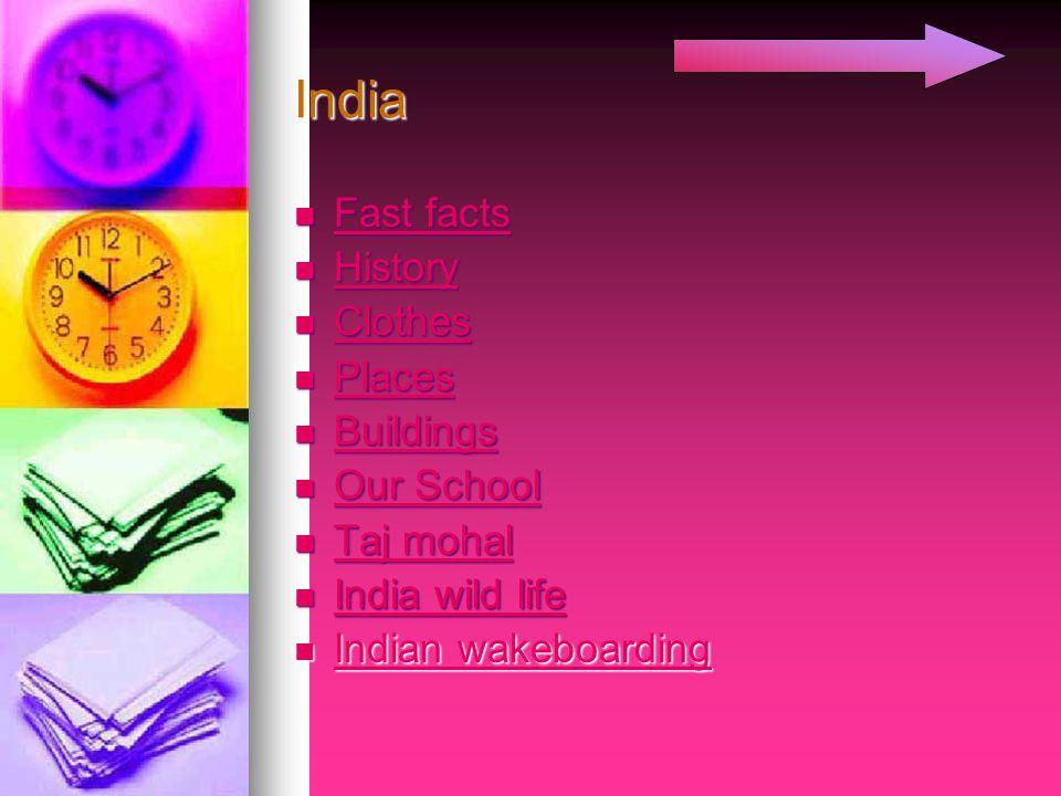 INDIA By : Ciaran O'Kane Class : 4E