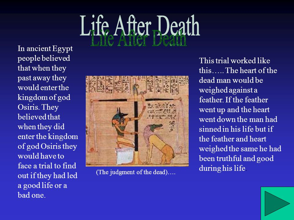 In ancient Egypt slaves were considered people with not as many rights as other people. Some people believe that slaves were the ones who built the gr