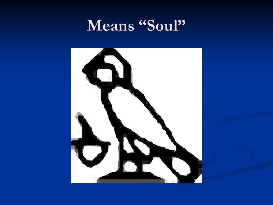 Means Soul