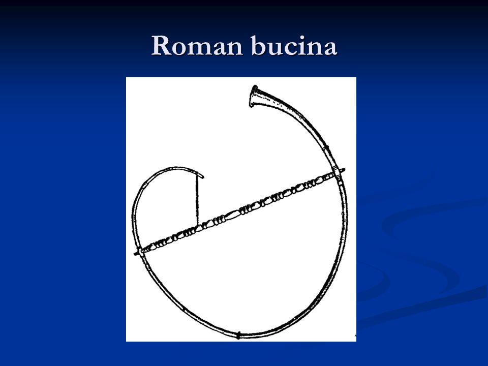 Roman bucina