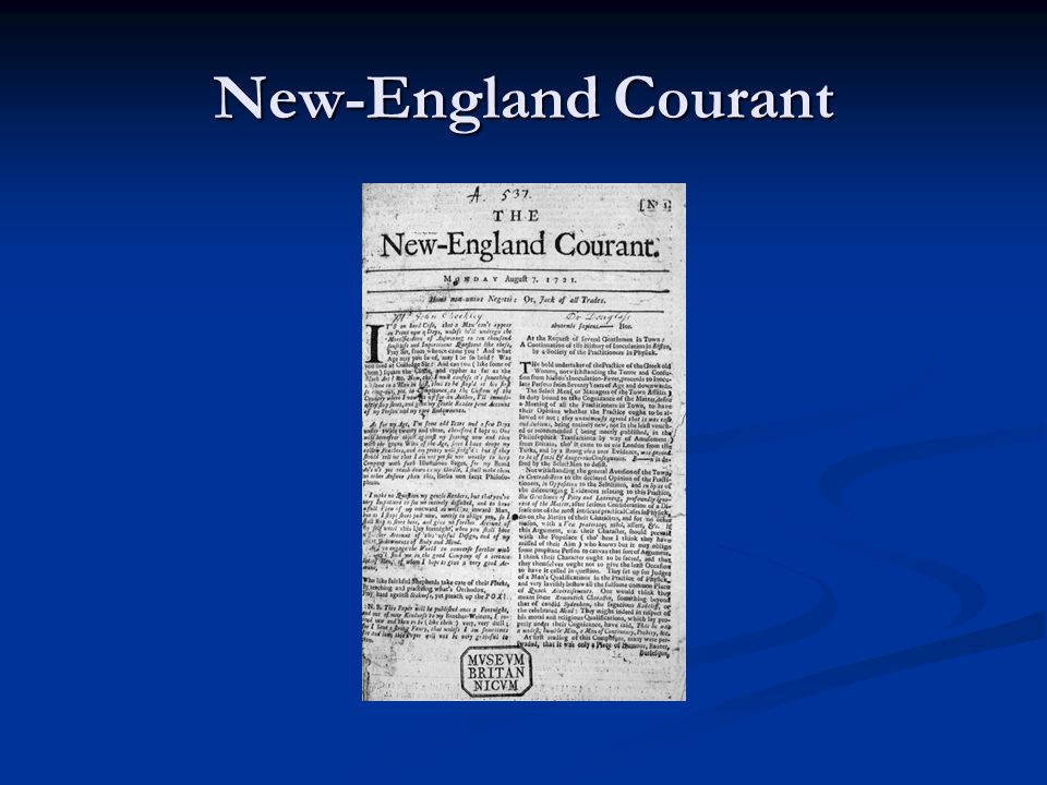 New-England Courant