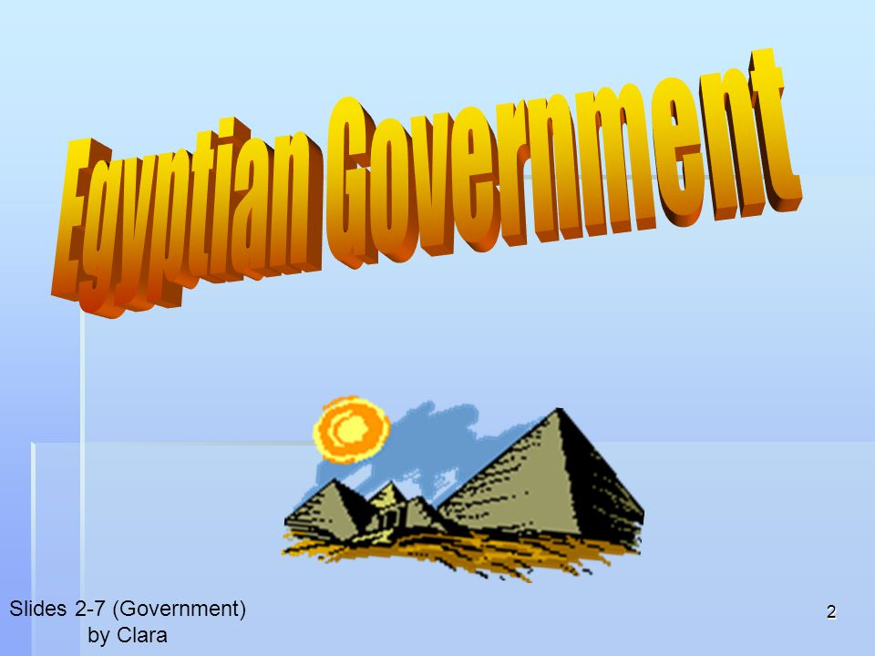 2 Slides 2-7 (Government) by Clara