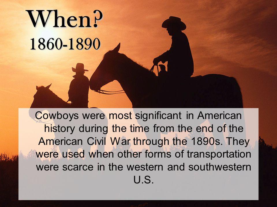 The Cowboy Way of Life