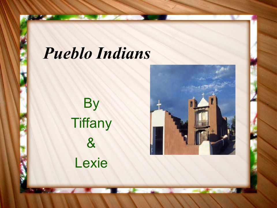 Famous Plains Indians Chiefs