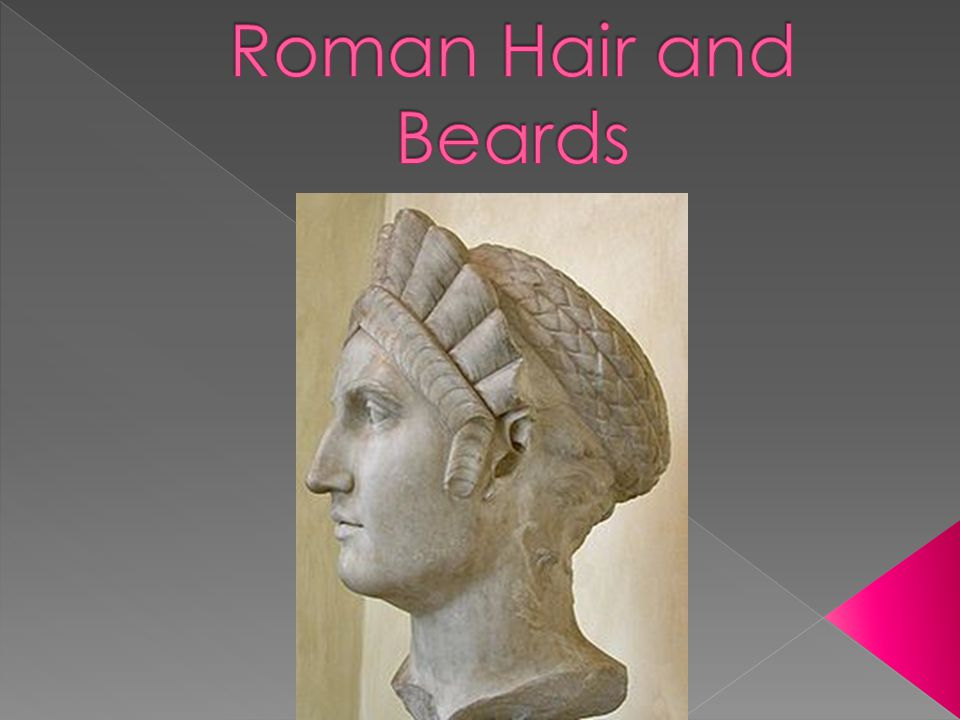  The leading figure during the period of the Roman Empire was of course the Emperor and if he adopted a new hairstyle then this was quickly adopted by other Roman men.