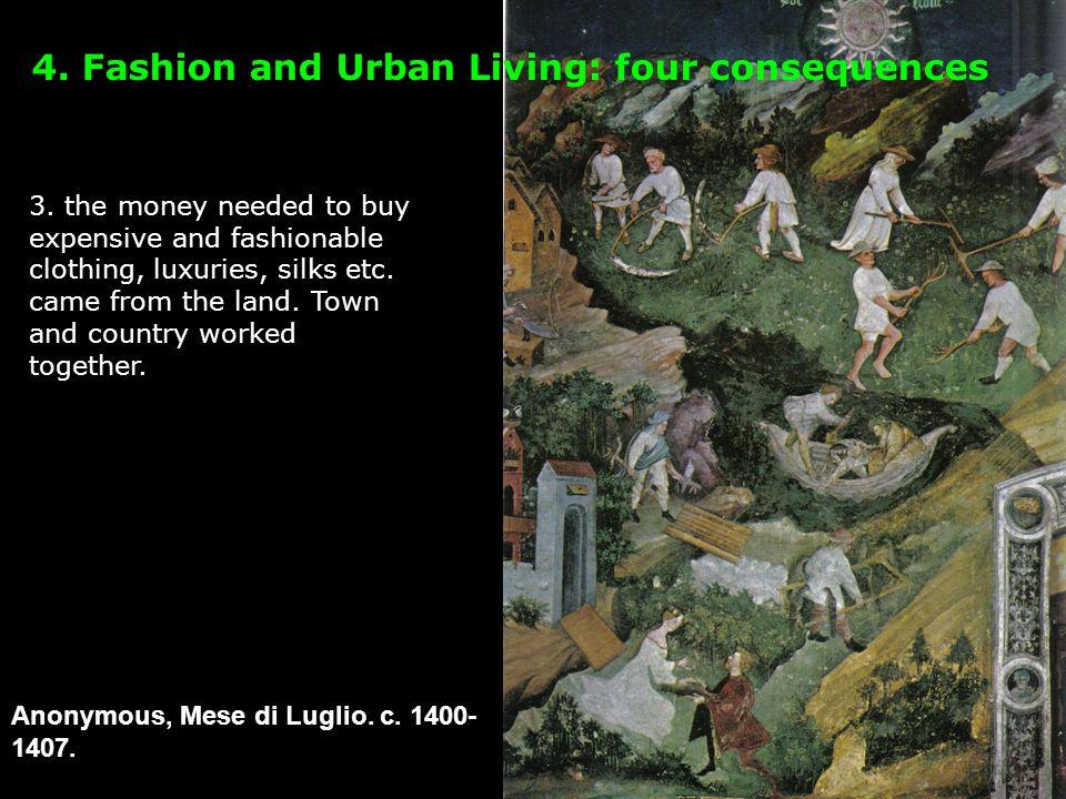 Anonymous, Mese di Luglio. c. 1400- 1407. 3.