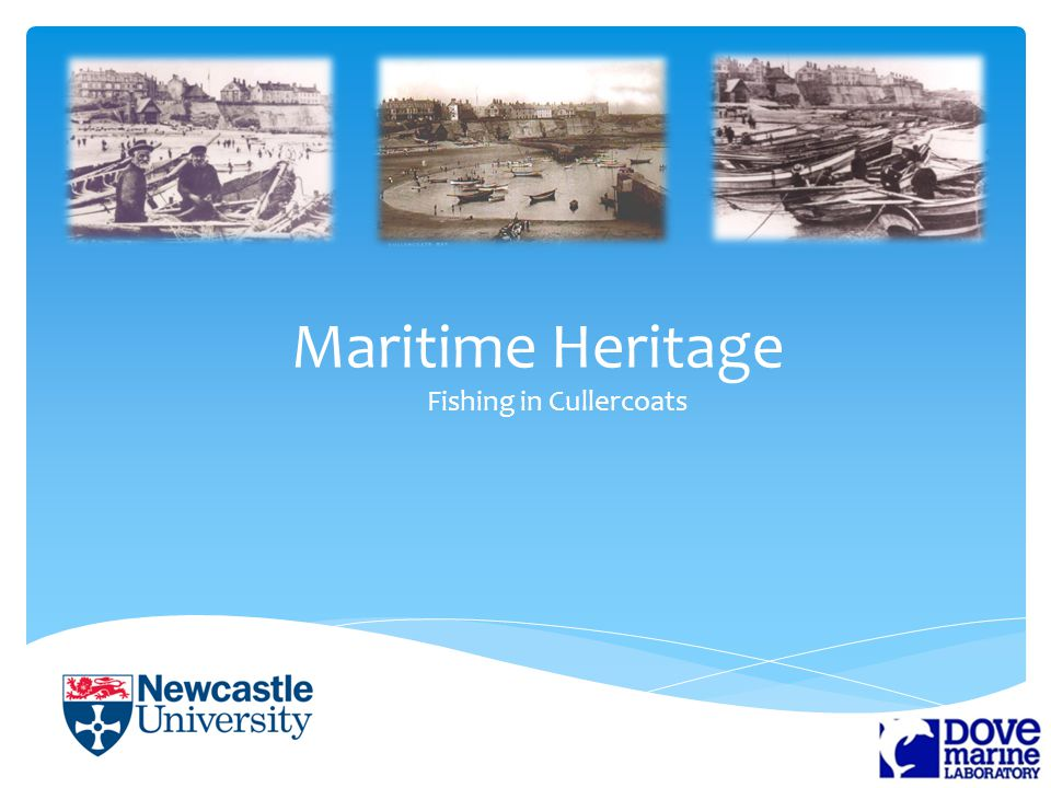 Maritime Heritage Fishing in Cullercoats