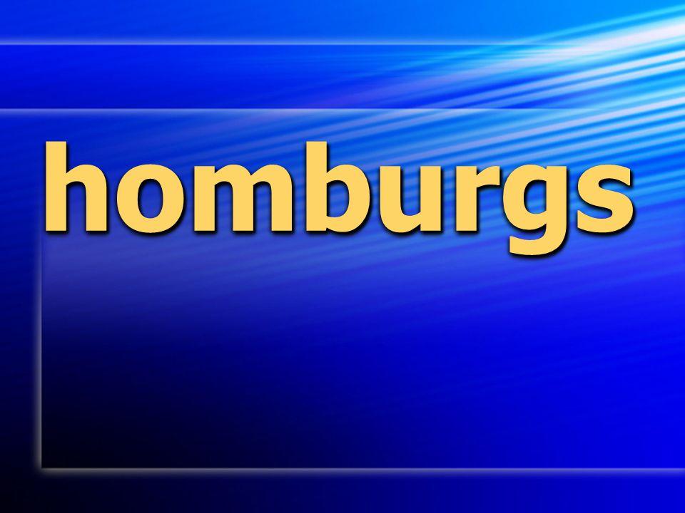 homburgshomburgs