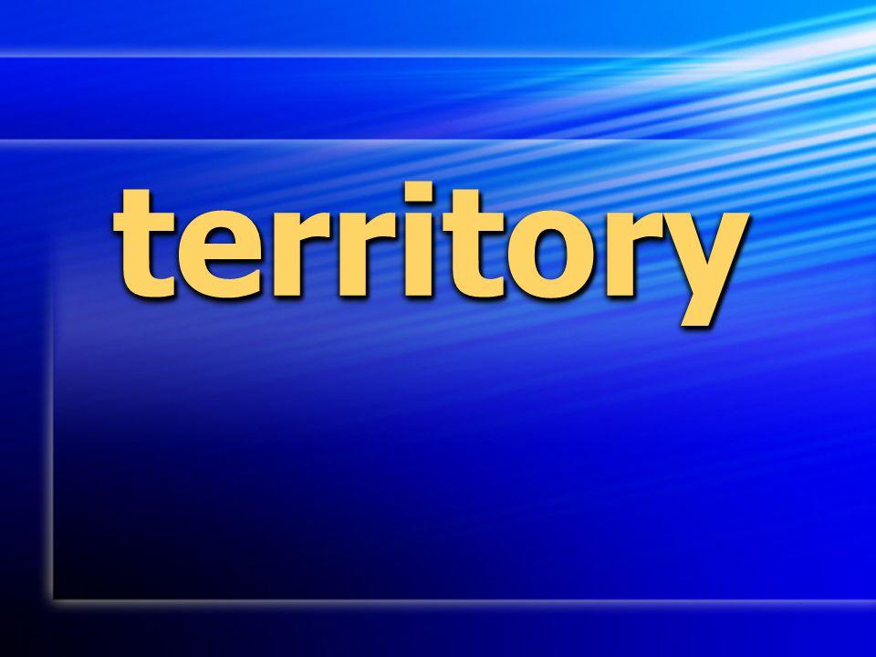 territoryterritory