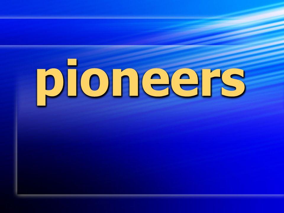 pioneerspioneers