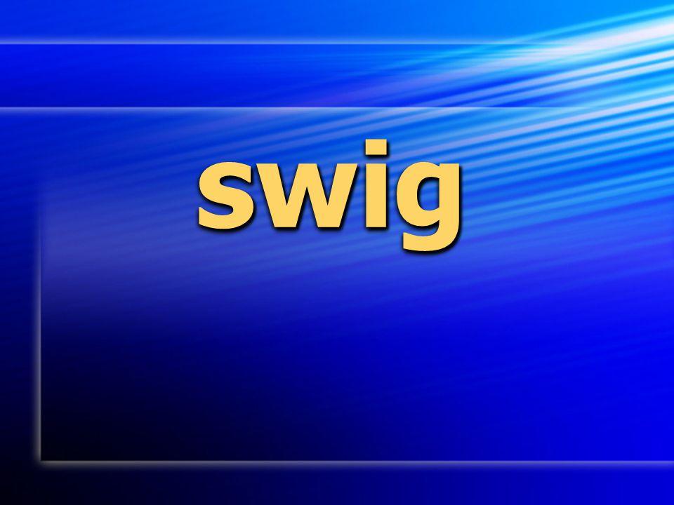swigswig