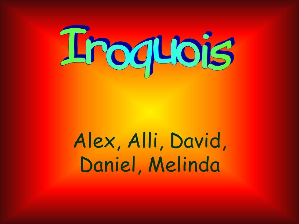 Alex, Alli, David, Daniel, Melinda