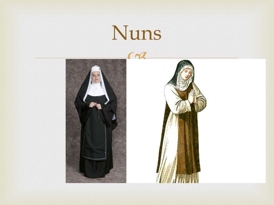  Nuns