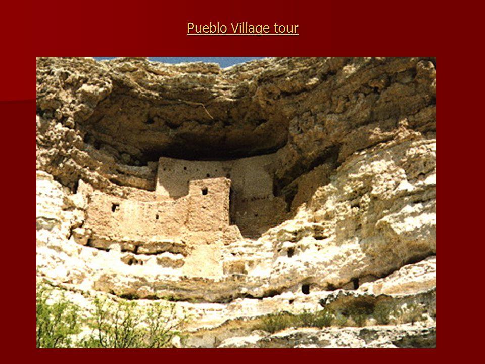 Pueblo Village tour Pueblo Village tour
