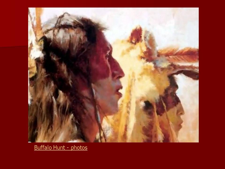 Buffalo Hunt - photos