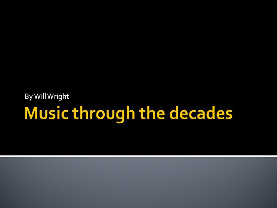 - Second world war influenced music across Britain.