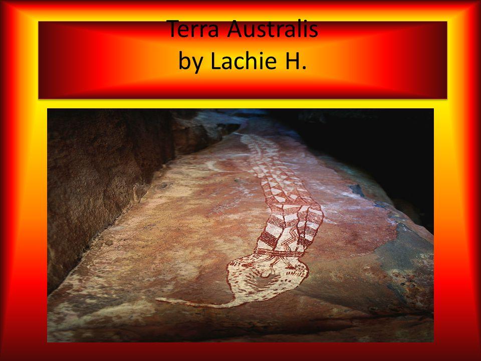 Terra Australis by Lachie H.