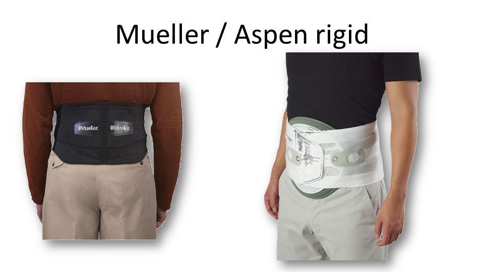Mueller / Aspen rigid